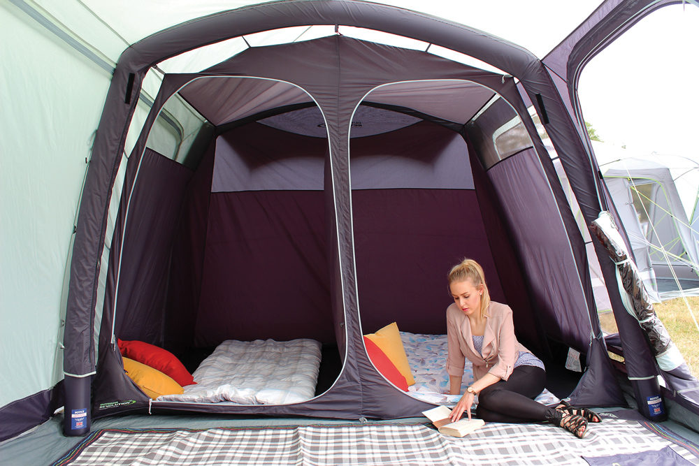 Outdoor Revolution Movelite T4 Driveaway Awning Norwich Camping 6