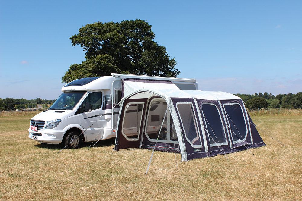 Outdoor Revolution Movelite T4 Driveaway Awning Norwich Camping 10