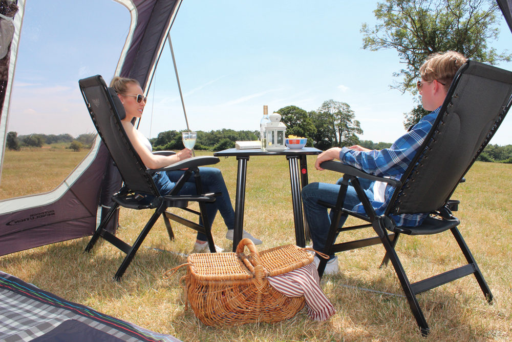 Outdoor Revolution Movelite T4 Driveaway Awning Norwich Camping 2