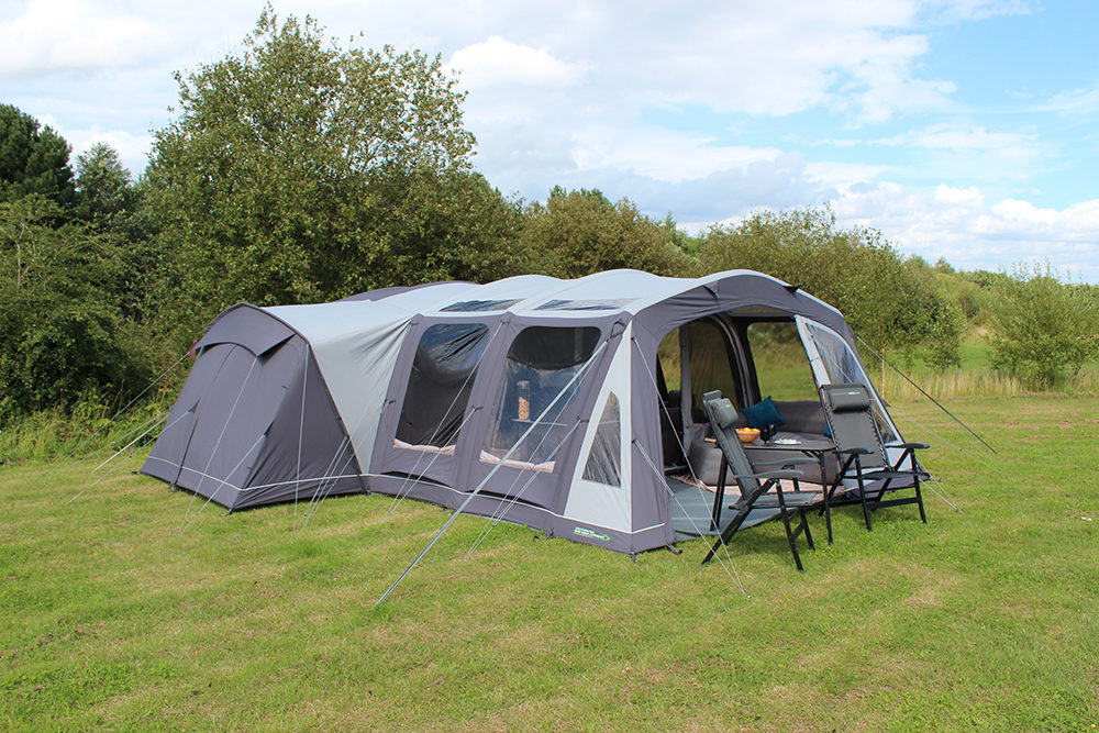 Outdoor Revolution Kalahari Pc 7 0 Air Tent Norwich Camping3
