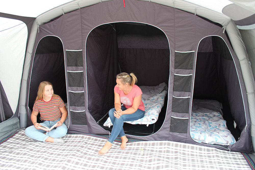Outdoor Revolution Atacama Pc 6 0 Tent Norwich Camping9