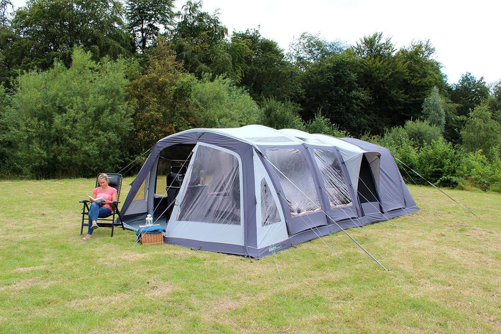 Outdoor Revolution Atacama Pc 6 0 Tent Norwich Camping4
