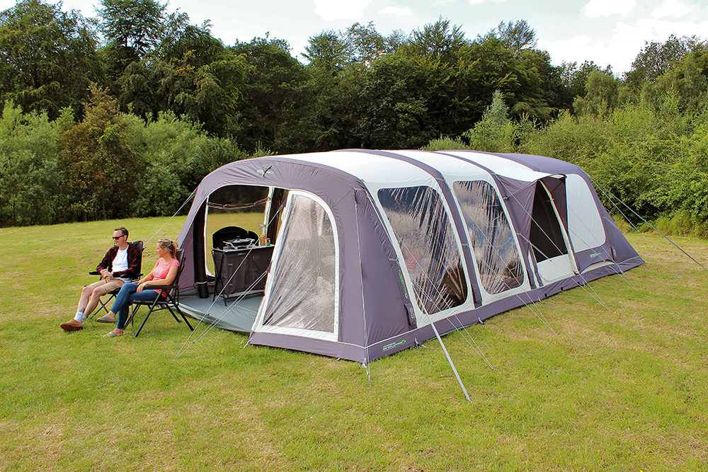 Outdoor Revolution Airedale 7Se Tent Norwich Camping2