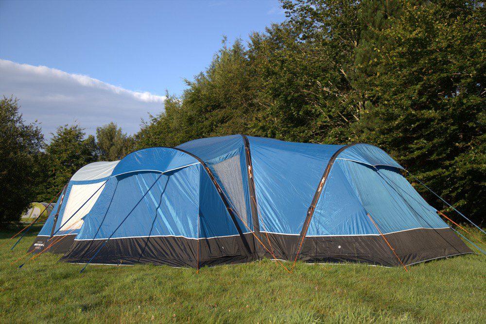 Vango Diablo 850Xl Airbeam Tent Norwich Camping1
