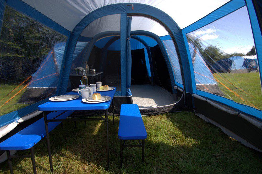 Vango Diablo 850Xl Airbeam Tent Norwich Camping2