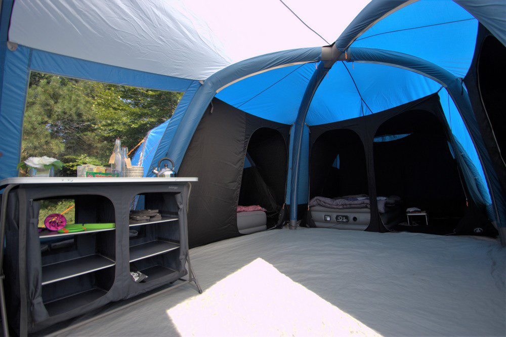 Vango Diablo 850Xl Airbeam Tent Norwich Camping3