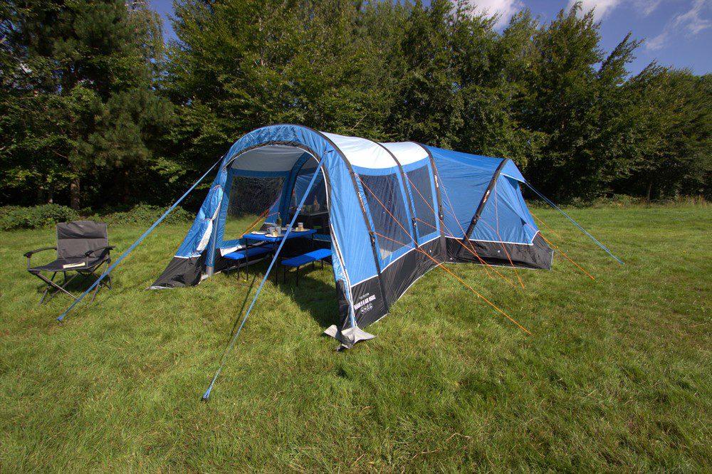 Vango Diablo 850Xl Airbeam Tent Norwich Camping5