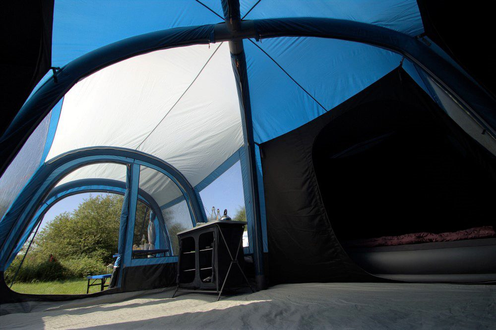 Vango Diablo 850Xl Airbeam Tent Norwich Camping6
