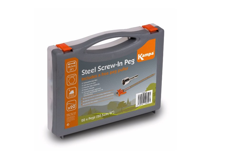 Pg0019 Steel Screw In Peg Pack A