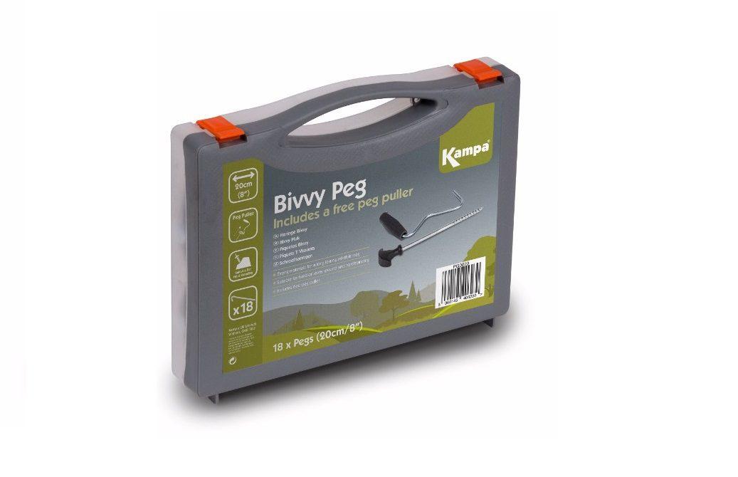 Pg0020 Bivvy Peg Pack A