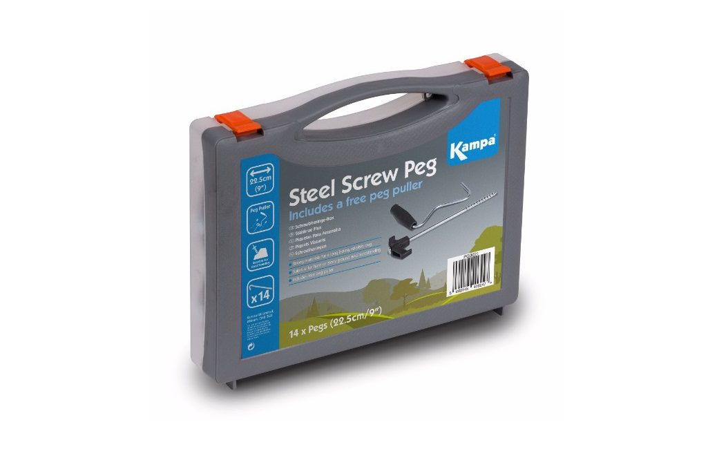Pg0021 Steel Screw Peg Pack A