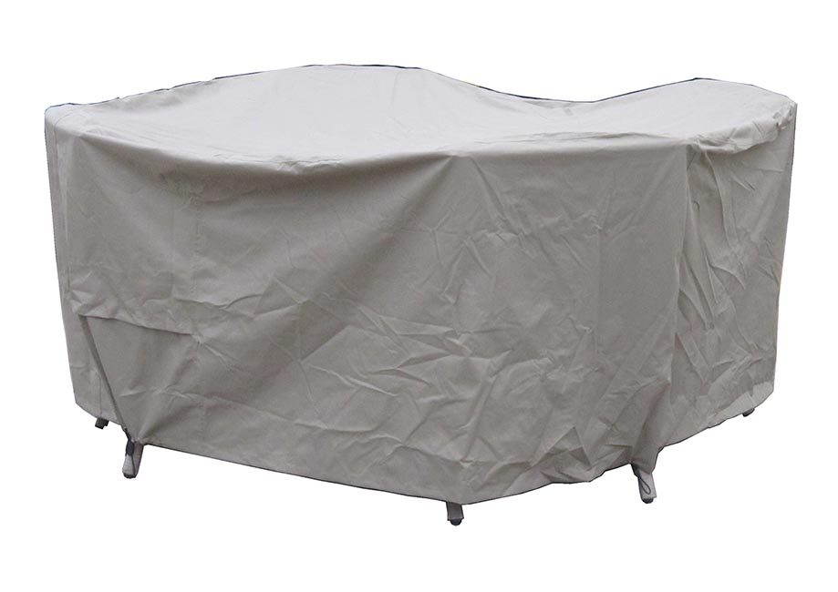 100X120 Round Dining Table Set Cover
