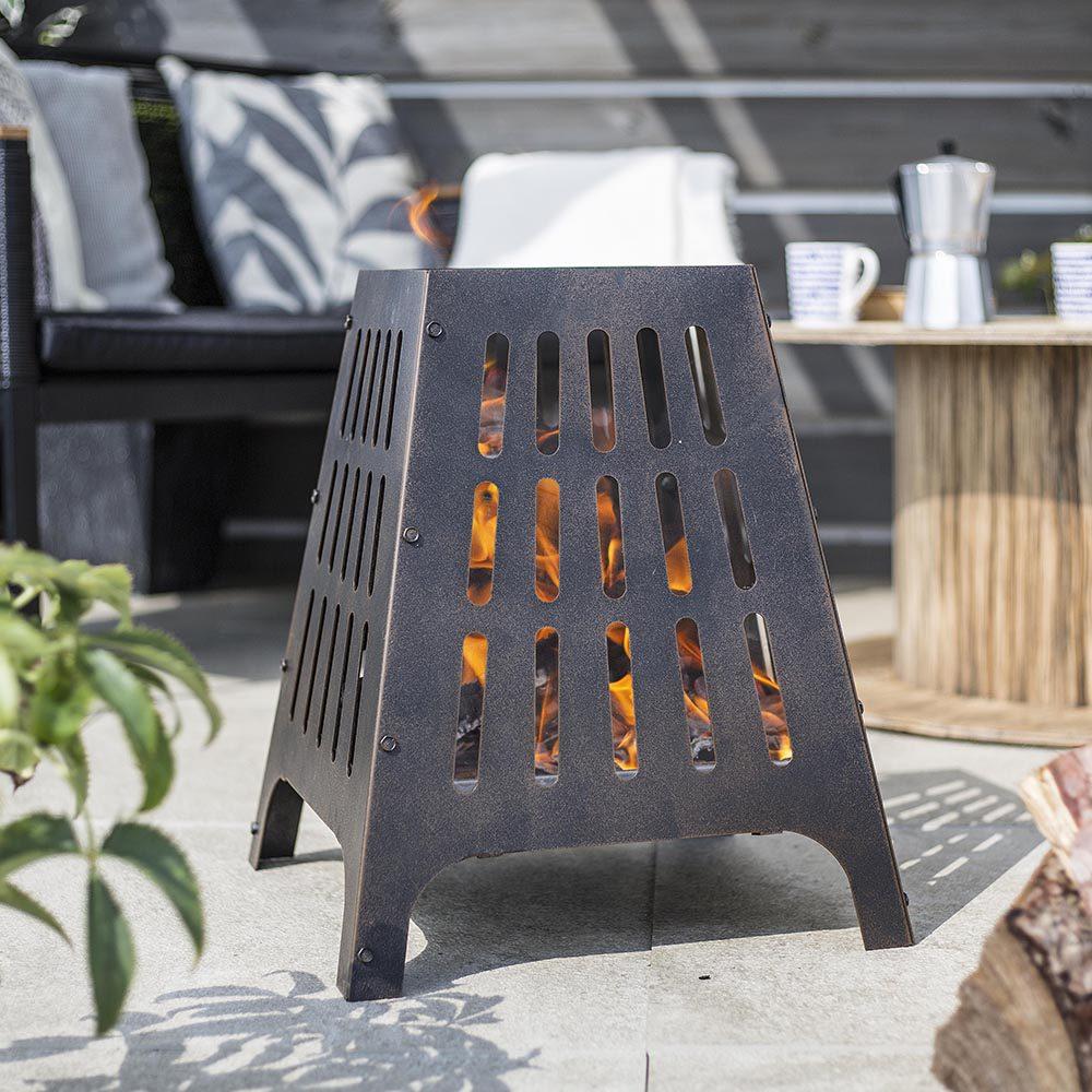 Anubis Fire Basket