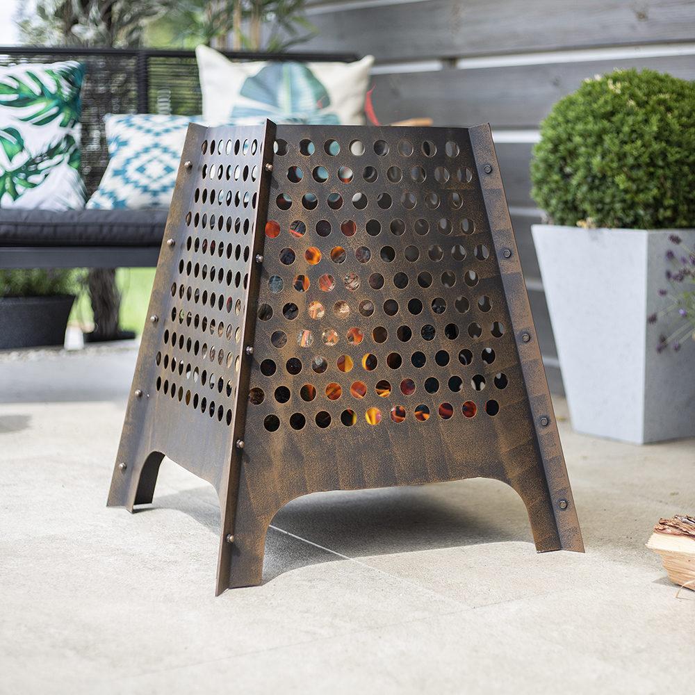 Osiris Fire Basket