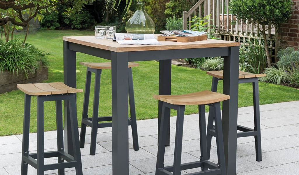 Elba High Dining Bar Set
