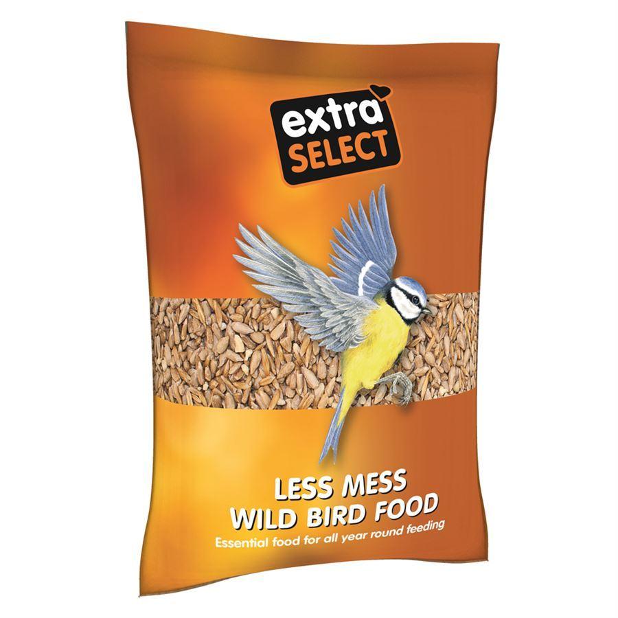 Less Mess Wild Bird Food