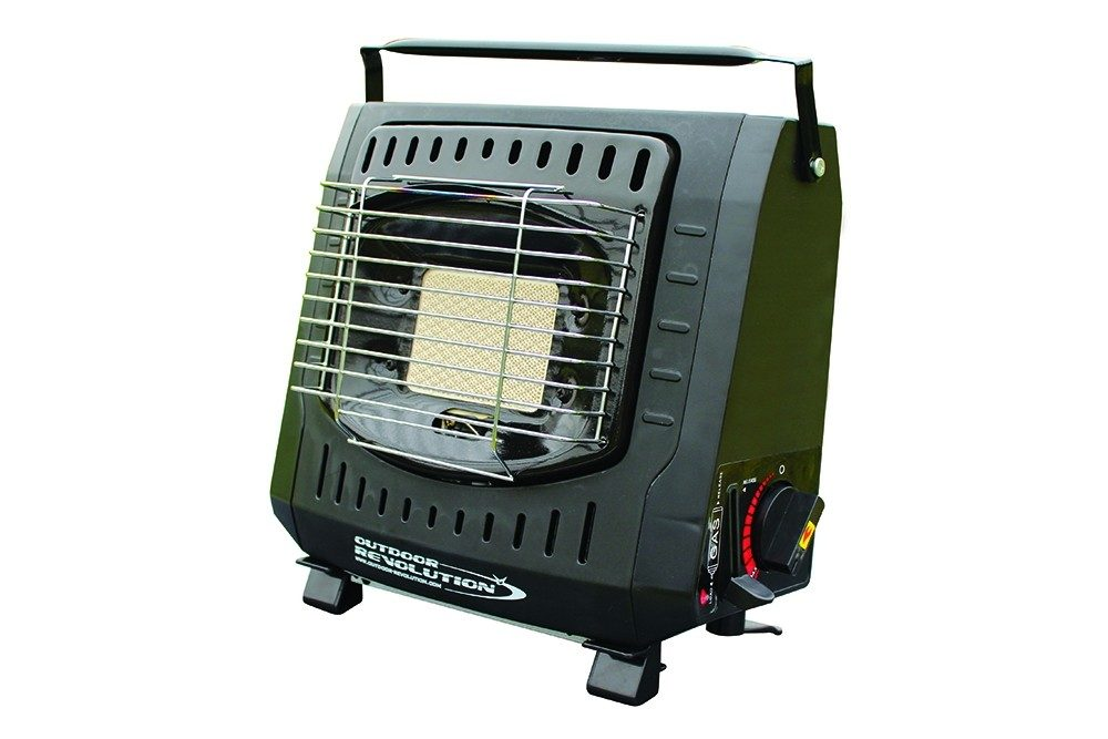 Outdoor Revolution Portable Gas Heater Norwich Camping