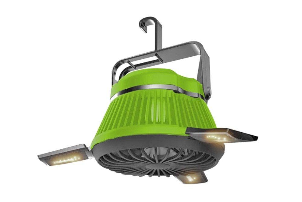 Outdoor Revolution 4 In 1 Lumi Solar Fan Lantern