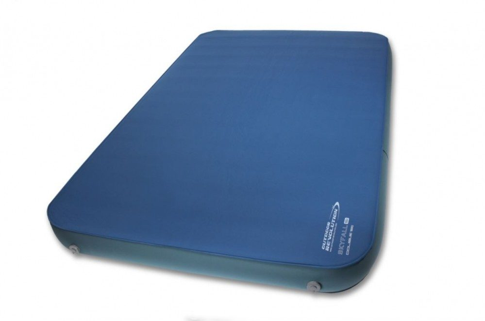 Outdoor Revolution Skyfall Double 150 Self Inflating Mat Norwich Camping