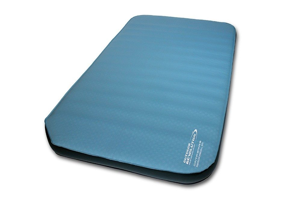 Outdoor Revolution Campstar Rock N Roll 100 Self Inflating Mat Norwich Camping