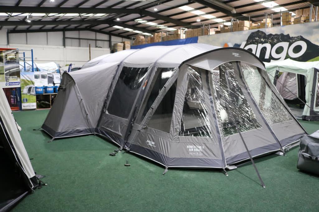 Vango Homestead II 650XL Air Tent 2021   Tents   Norwich ...