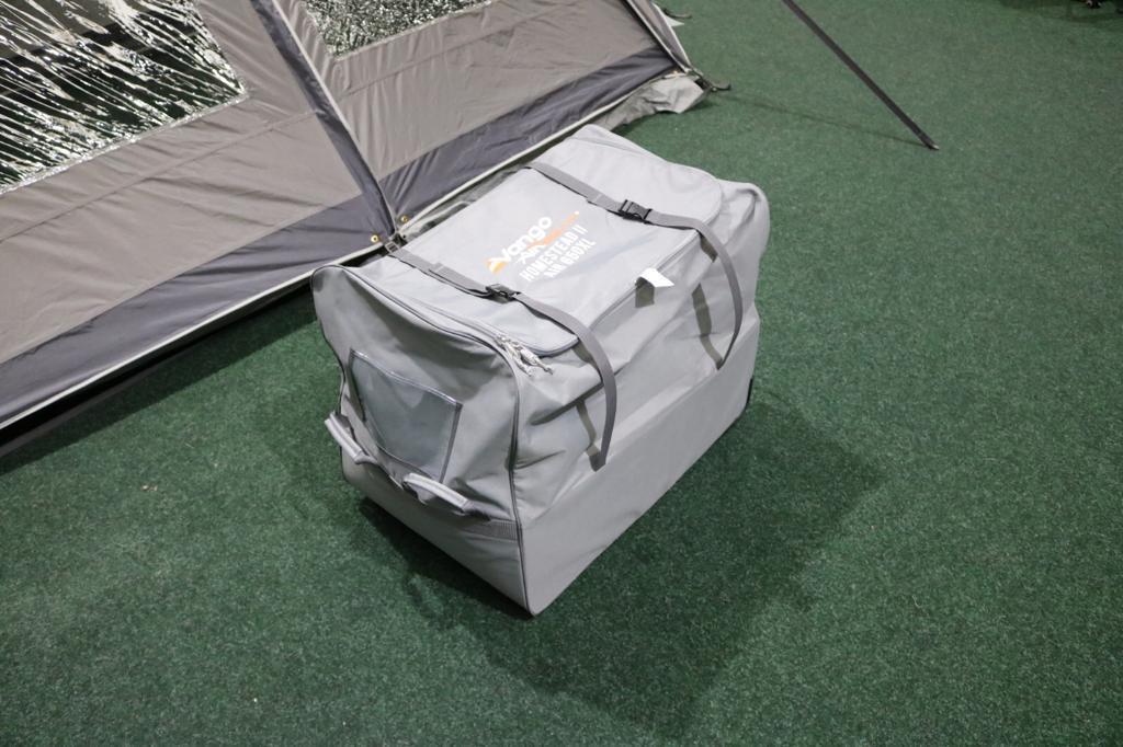 Vango Homestead Ii 650Xl Airbeam Tent 2021 5