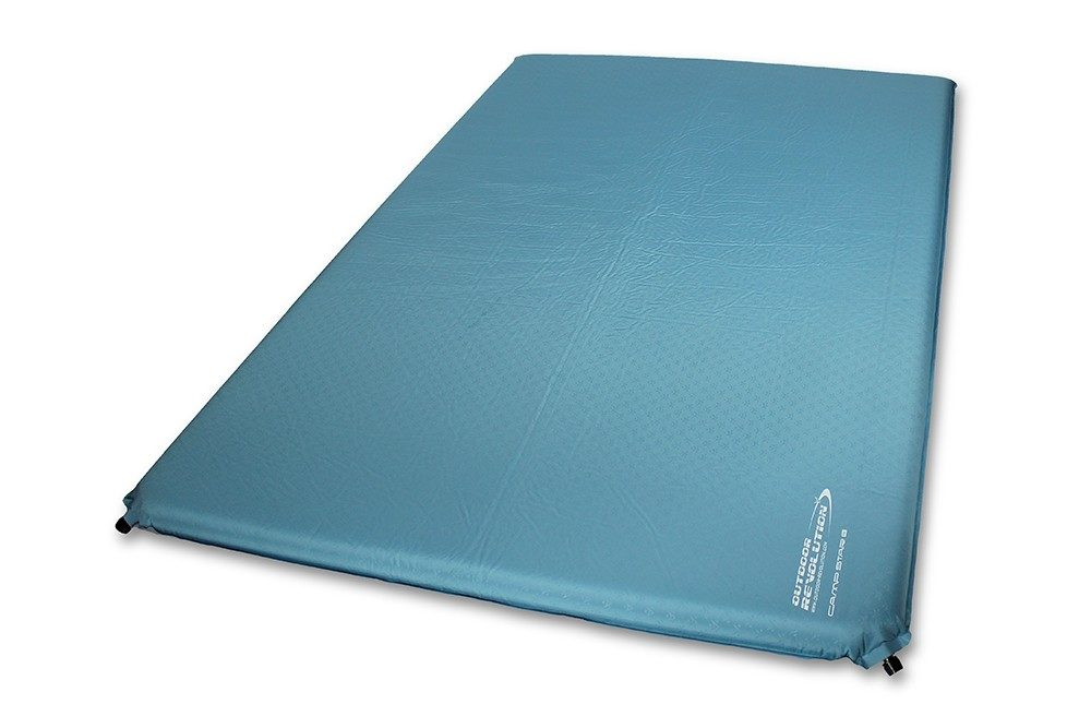 Outdoor Revolution Top Of The Pop 75 Self Inflating Mat Norwich Camping