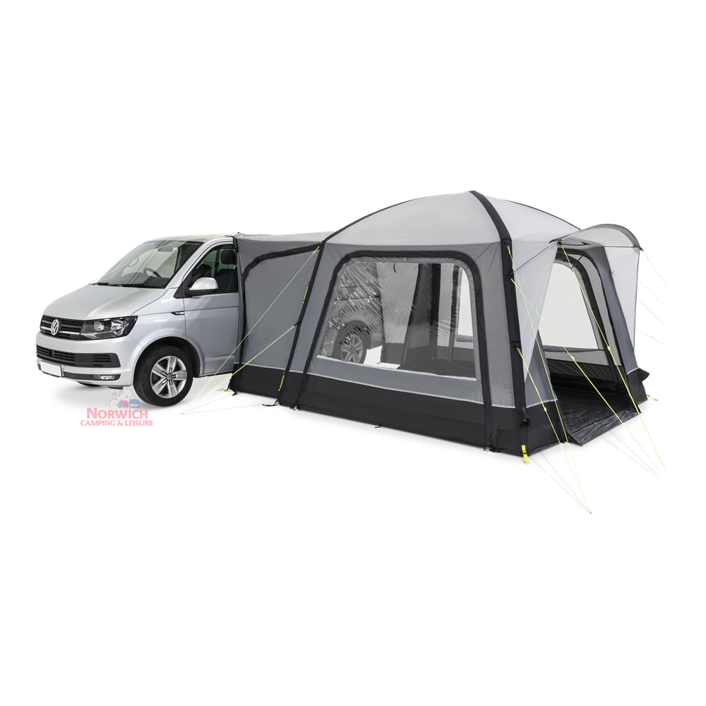 Kampa Cross Air Driveaway Awning 2021 Norwich Camping