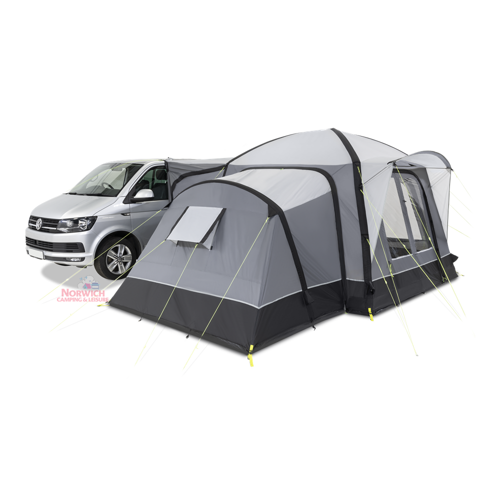 Kampa Cross Air Annexe Driveaway Awning 2021 Norwich Camping