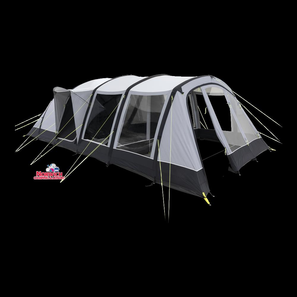 Kampa Croyde 6 Tc Tent 2021 Norwichcamping