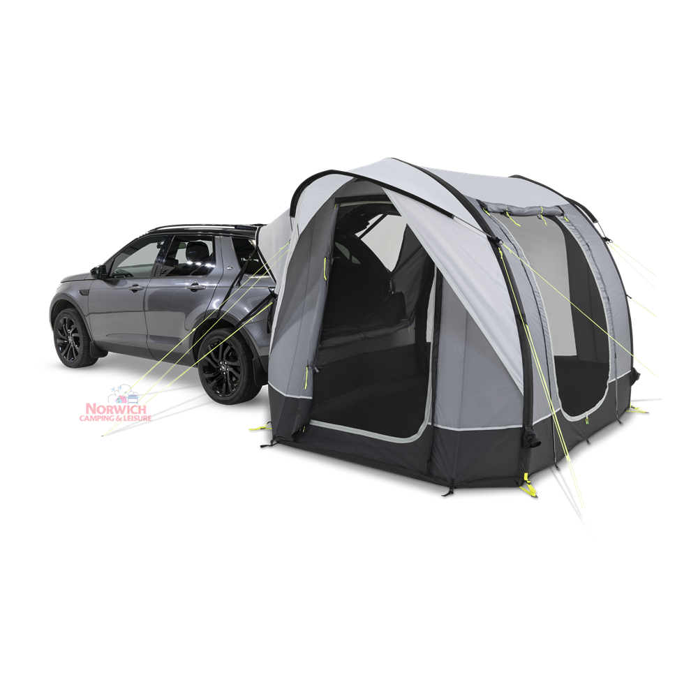 Kampa Tailgater Air 2021 Norwich Camping