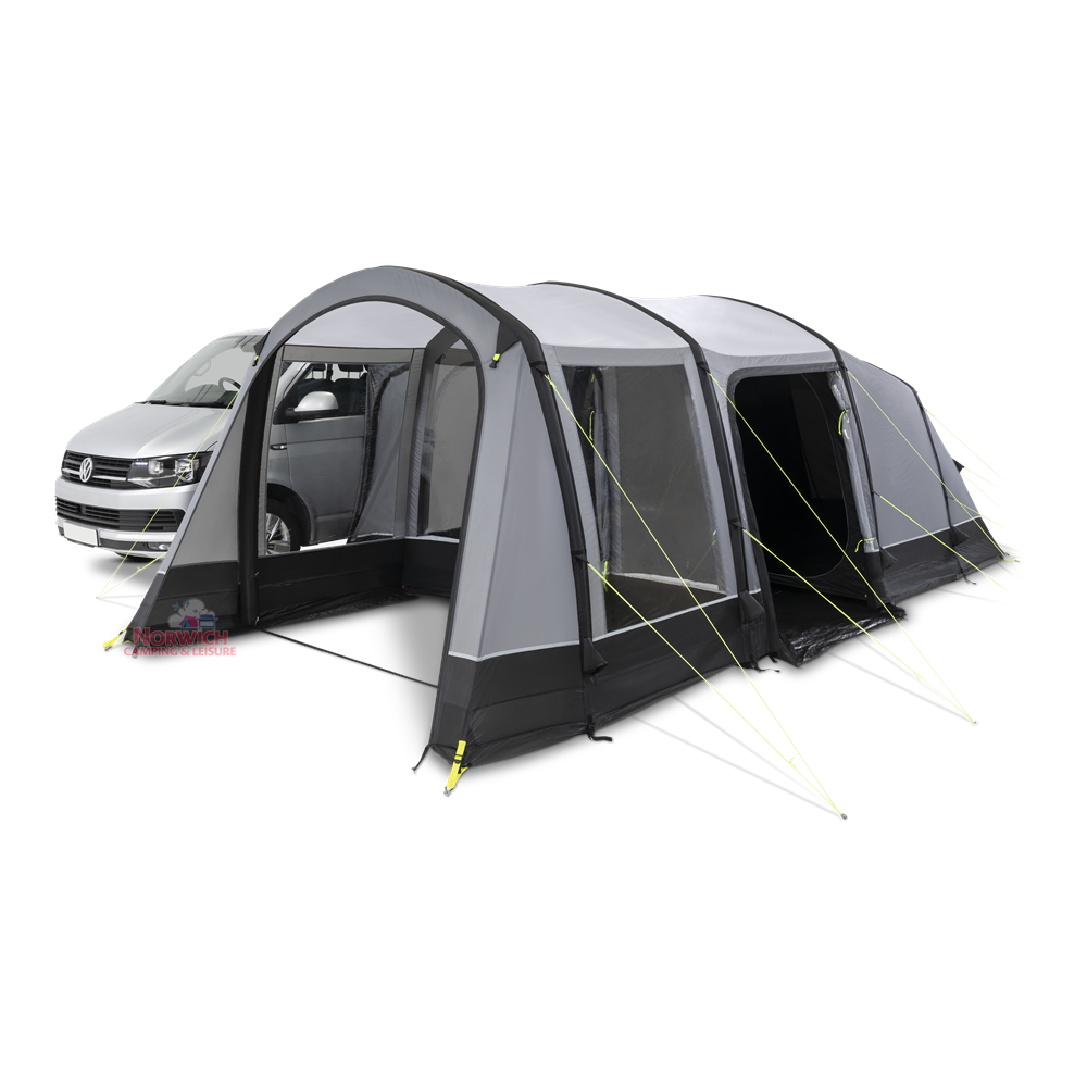 Kampa Touring Air Driveaway Awning 2021 Norwich Camping