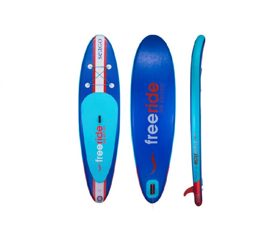 Seago Freeride Stand-Up Paddleboard Package