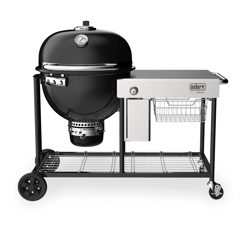 Summit® Kamado S6 Charcoal Grill Centre