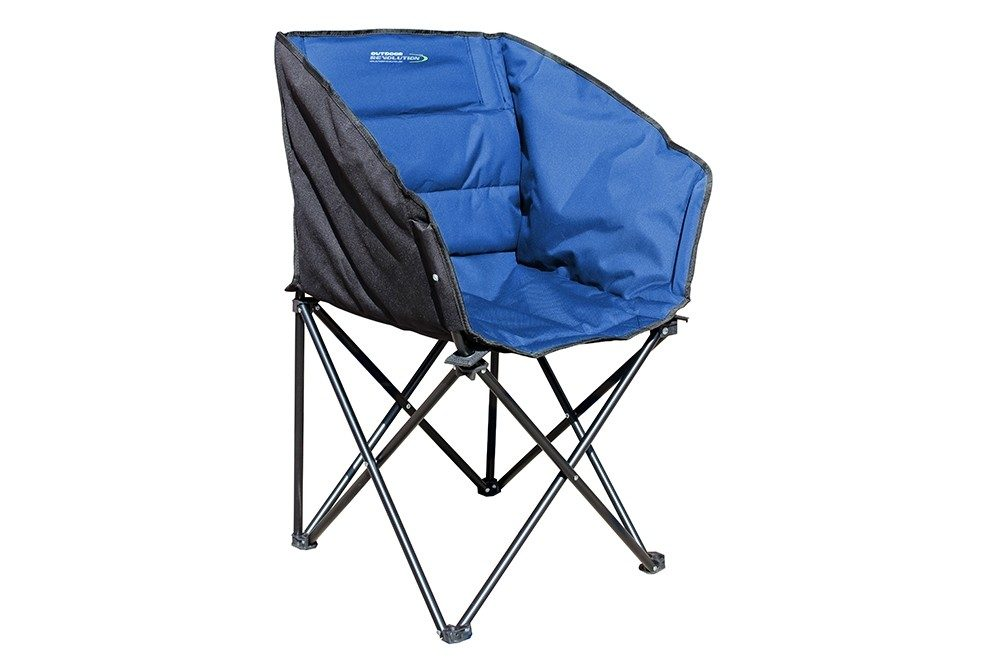 Outdoor Revolution Tub Chair Blue