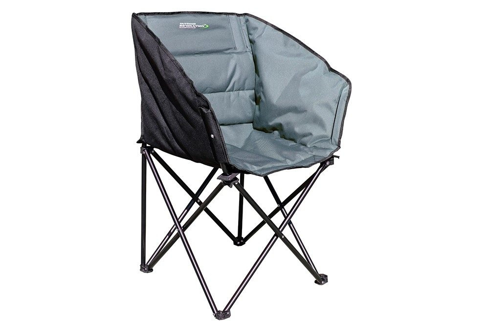 Outdoor Revolution Tub Chair Grey