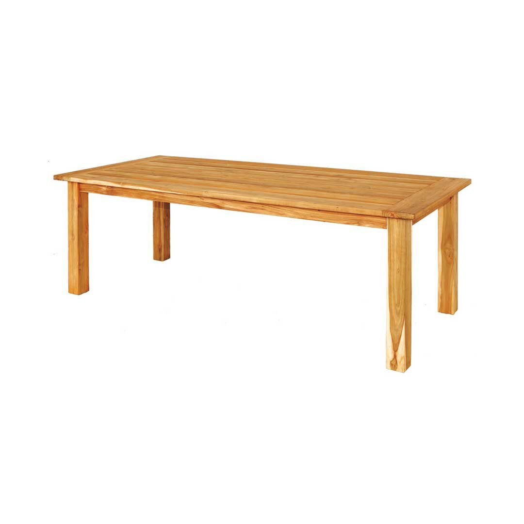 Alexander Rose Teak Reclaimed Table 1.6m (259)