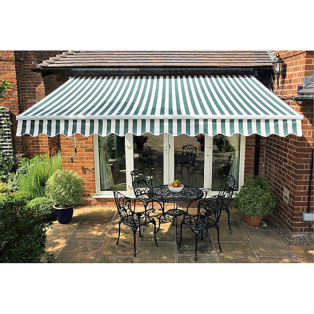Norcamp Henley 3.5m Patio Awning