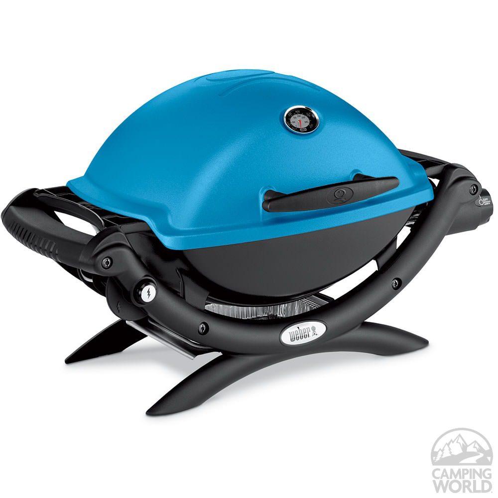 Weber Q1200 Blue - 51080074