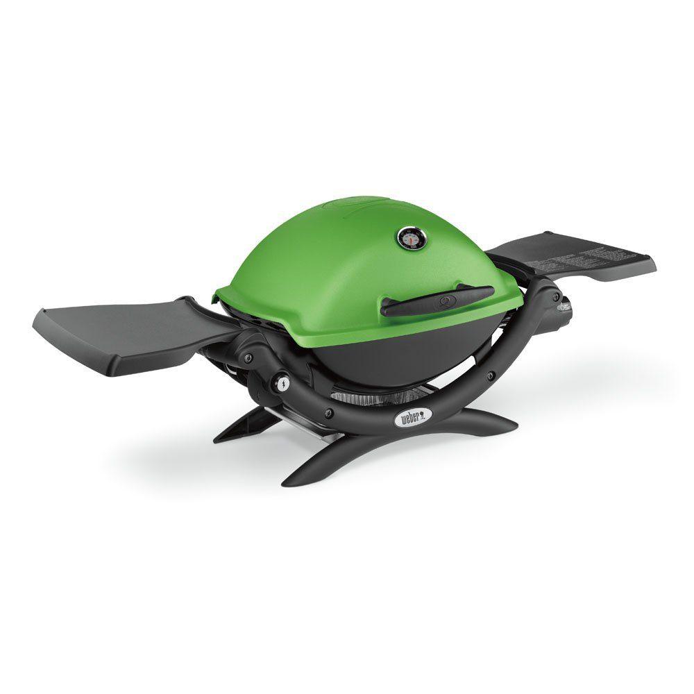 Weber Q1200 Green - 51070074