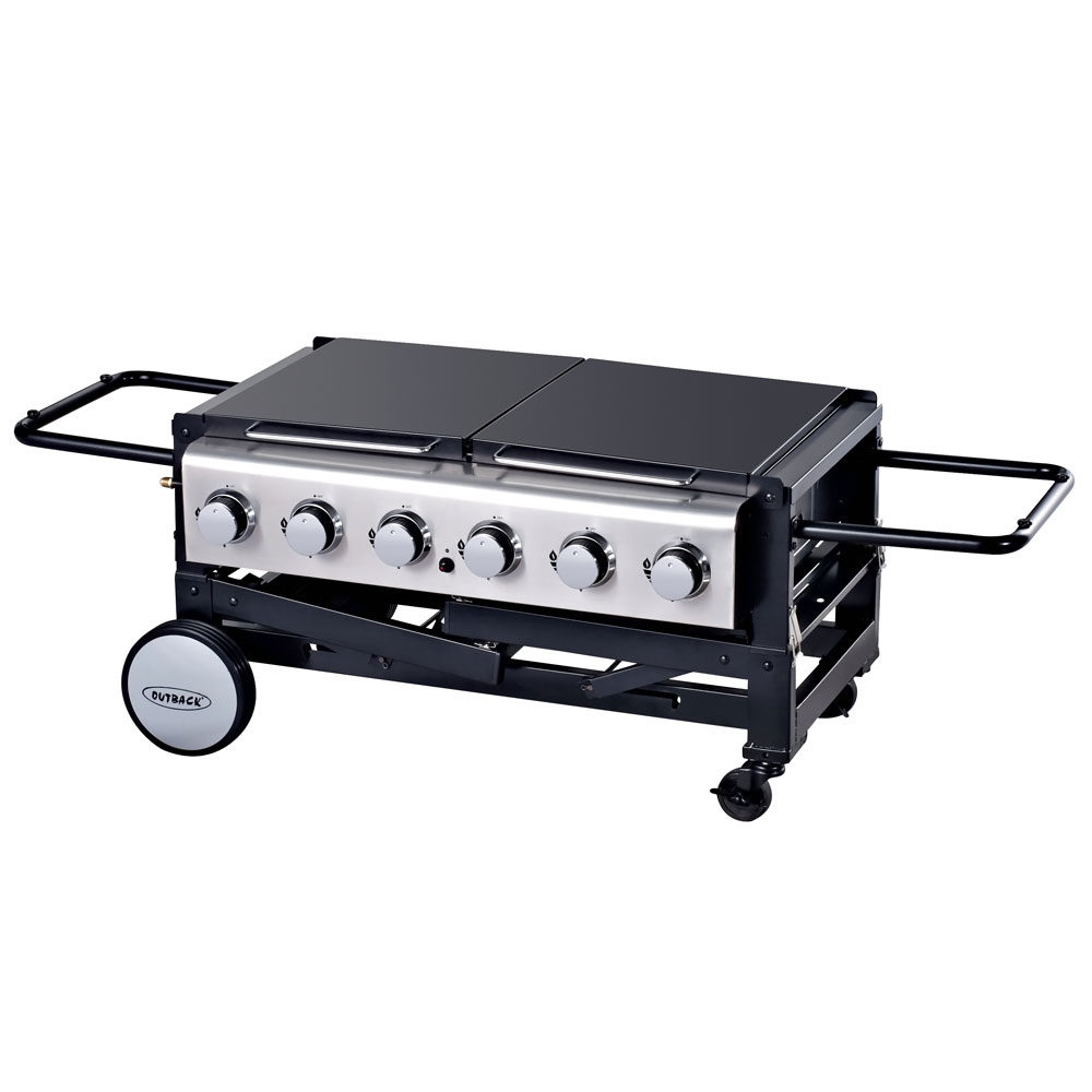Outback Party 6 Burner Gas BBQ 2016