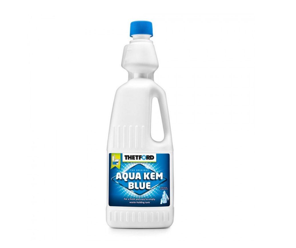 aquakem blue 1ltr dosage
