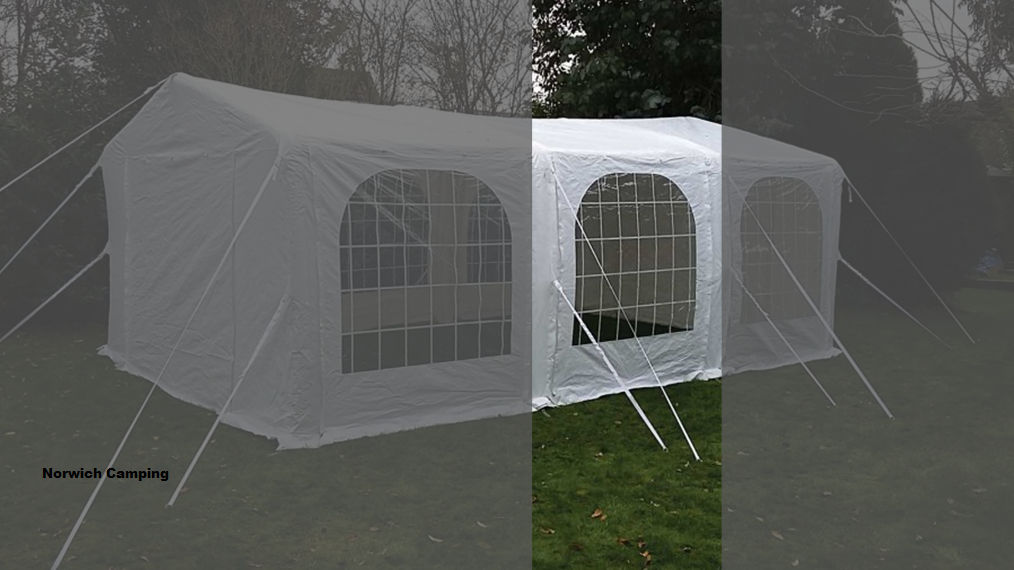 party tent add on extentsion
