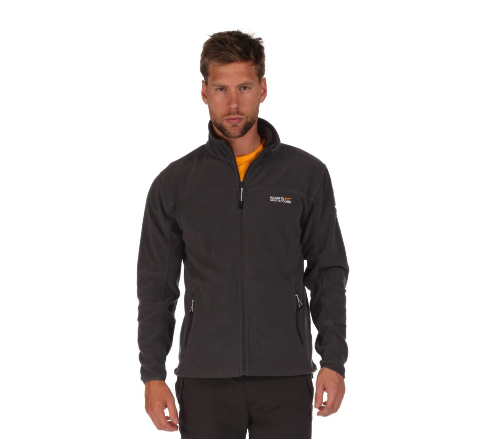 Regatta stanton II fleece - seal grey