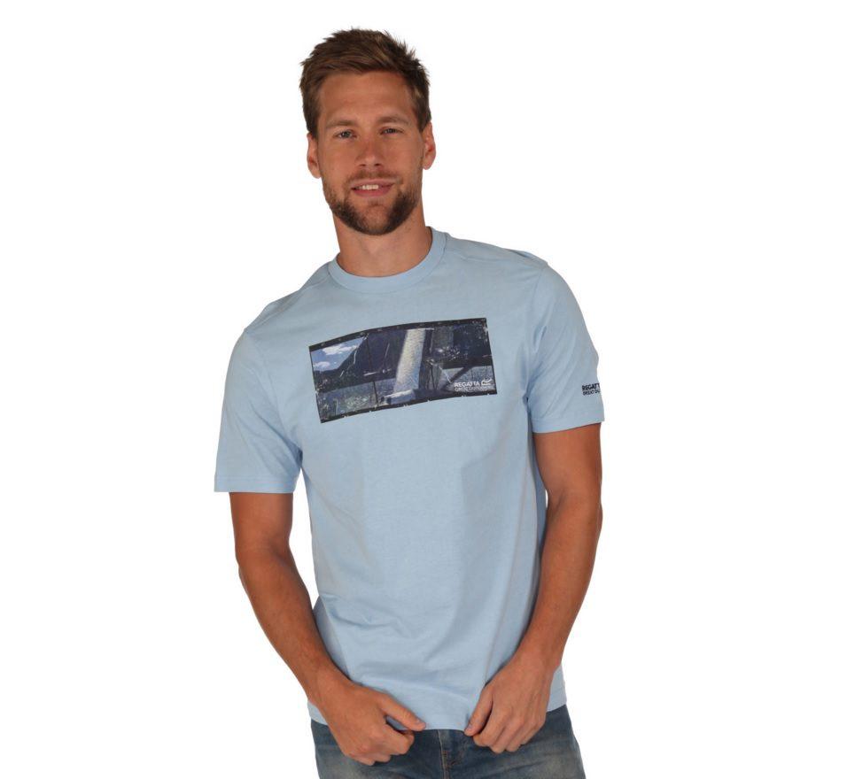 Regatta Algar T-Shirt powder blue