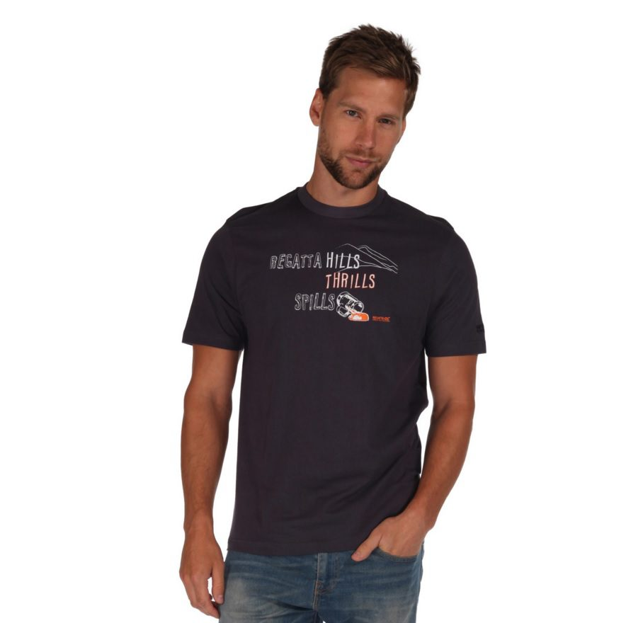regatta algar T-Shirt Iron