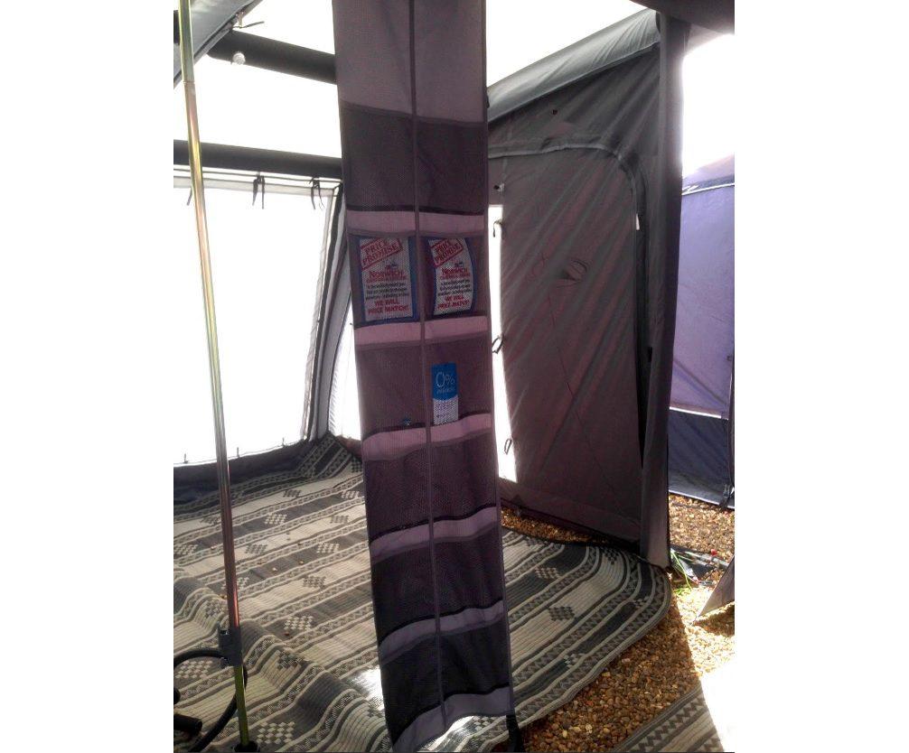 vango hanging storage