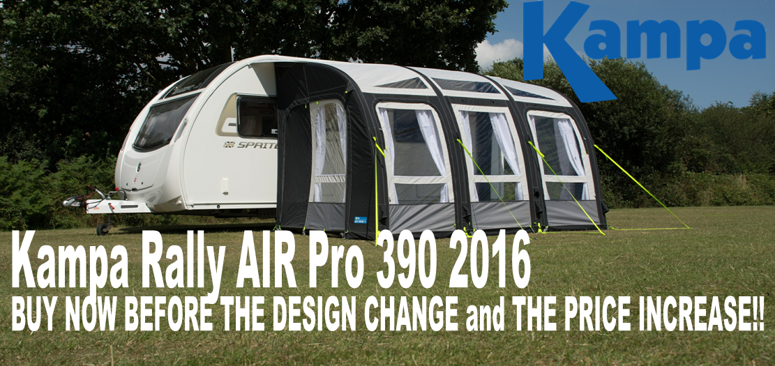 Rally air pro 390 buy before the change