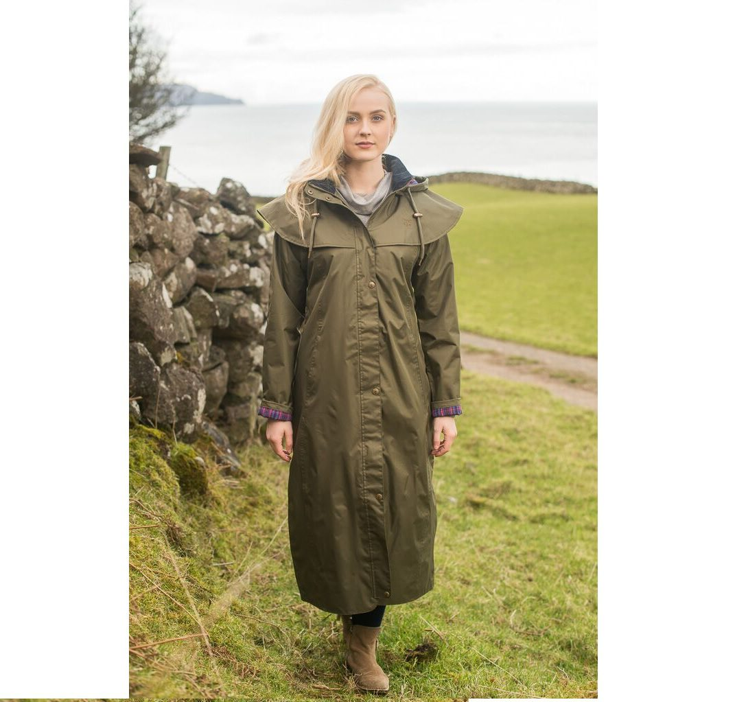 Lighthouse Outrider Jacket - fern