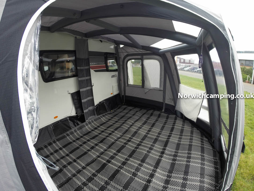 Vango Kalari Ii 380 Air Porch Caravan Awning 2018